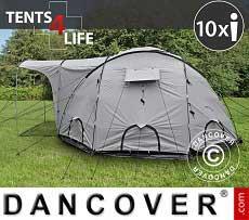 Flüchtlingszelt, Tents4Life, 10 Personen, Silber