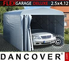 Faltgarage Tunnel (Auto), ECO, 2,5x4,12x2,15m, grau