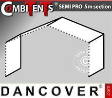 2m Erweiterung für das CombiTents® SEMI PRO (5m Serie)