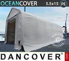 Lagerzelt Oceancover 5,5x15x4,1x5,3m