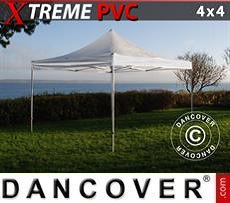 Partyzelte Faltzelt FleXtents Xtreme 4x4m Transparent