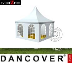 Partyzelte Pagodenzelte PRO + 4x4 m EventZone