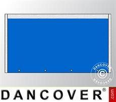 Giebelwand Unico 3m, Blau