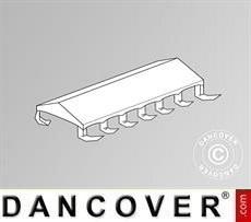 Dachplane für das Partyzelt Exclusive 6x12m PVC,