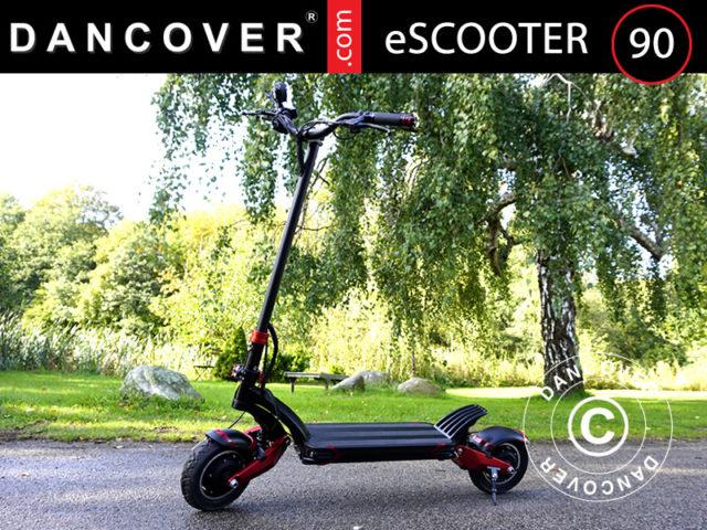 El-løbehjul fra Dancover