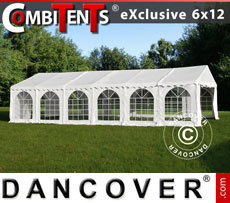 Carpa, Exclusive CombiTents™ 6x12m 4 en 1