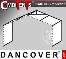Extensión de 2 metros para carpa CombiTents™ SEMI PRO (serie de 7 m)