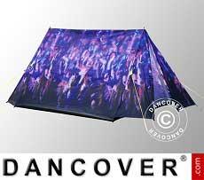 Tienda de campaña Easy Camp, Image People, 2 pers., Multi colores