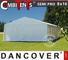 Carpa para fiestas, SEMI PRO Plus CombiTents® 8x16 (2,6)m 6 en 1
