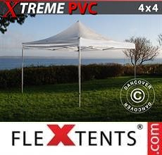 Carpa plegable FleXtents  Xtreme 4x4m Transparente