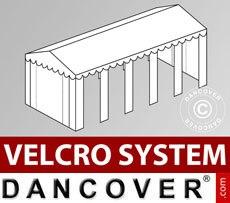 Cubierta para tejado con velcro para carpa Exclusive CombiTents™ de 6x10m,...