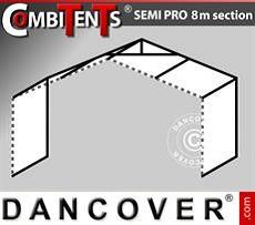 Extensión de 2 metros para carpa CombiTents® SEMI PRO (serie de 8 m)