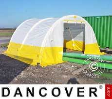 Carpa Arqueada Hinchable Flexshelter, PRO 6,0x4,0m