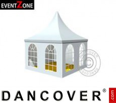 Carpa para fiestas 4x4 m EventZone
