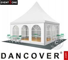 Carpa para fiestas 5x5 m.EventZone