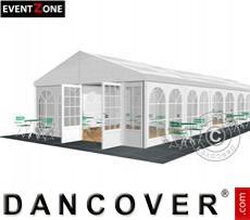 Carpa para fiestas Eventos PRO + 6x12 m EventZone