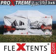 Carpa para Racing 3x6m, Edición limitada