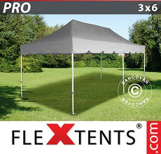 Carpa plegable FleXtents 3x6m Latte