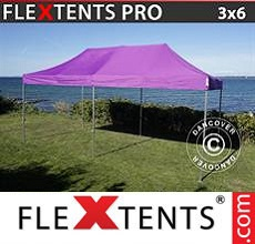 Carpa plegable FleXtents 3x6m Morado
