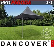 Flextents Carpas Eventos 3x3m Negro
