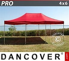 Flextents Carpas Eventos 4x6m Rojo
