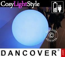 Bola de luz de LED, Ø20cm, Multifunción, Multicolor