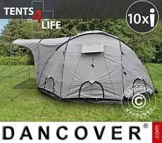 Campamento base/Tienda para refugiados, Tents4Life, 10 personas, Color Plata
