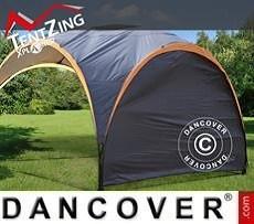 Pared lateral para Pavilion para Camping, TentZing®, Gris oscuro