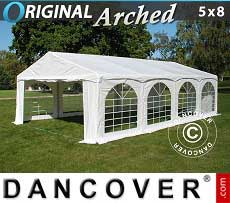 Tendoni Gazebi Party Original 5x8m PVC,