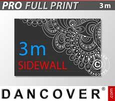 Pareti laterali stampate 3m per FleXtents PRO
