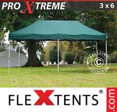 Tenda per racing Xtreme 3x6m Verde