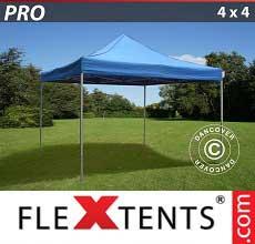 Tenda per racing PRO 4x4m Blu