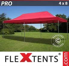 Tenda per racing PRO 4x8m Rosso