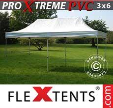 Tenda per racing Xtreme Heavy Duty 3x6m, Bianco