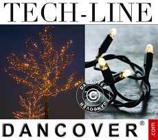 Modulo catena LED Tech-line, 30m, Bianco caldo