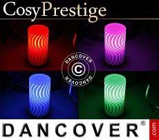 Lampada a LED Zigzag, serie Prestige, Multicolore