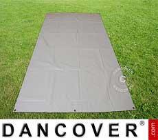 Pavimento per tende 1,7x2,7m PVC Grigio