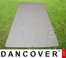 Pavimento per tende 3,76x7,2m PVC Grigio