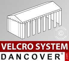 Copertura del tetto in Velcro per il tendone SEMI PRO Plus CombiTents® 8x16m,
