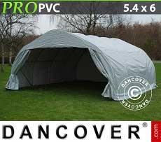 Garage doppio 5,4x6x2,9m PVC