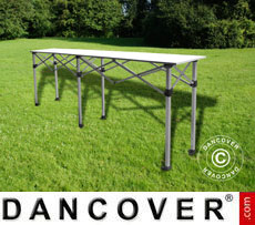 FleXtents PRO tavolo pieghevole, 2m, Bianco