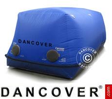 Carcoon 4x1,6 m Blu, Interno