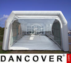 Carcoon 8,2x4,4x2m Garage portatile