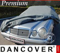 Copriauto Premium, 4,96x1,79x1,27m, Grigio