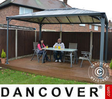 Gazebo Martinique 2,95x4,3m