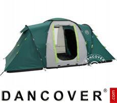 Tenda da campeggio, Coleman Spruce Falls 4, 4 persone, Verde/Grigio