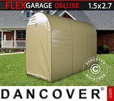 Box auto tunnel (Moto), 1,5x2,7x2,05m, Beige