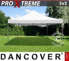 FleXtents Gazebi per Feste  Xtreme 5x5m Bianco