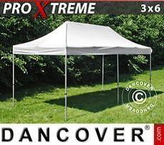 FleXtents Gazebi per Feste  Xtreme 3x6m Bianco