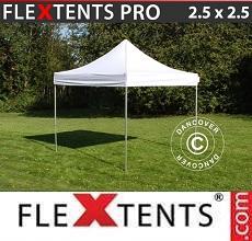 Tenda per racing PRO 2,5x2,5m Bianco